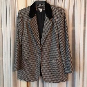 Sag Harbor Blazer Sport Jacket Ladies 12 coat